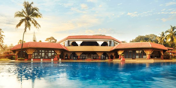 4* Taj Fort Aguada Resort & Spa s polopenzí