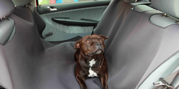 Autodeka na zadní sedadla pro psy i kočky