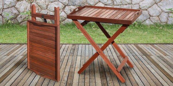 Zahradní servírovací stolek Lille