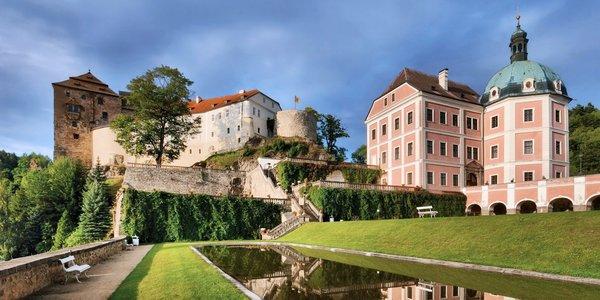 Romantický nebo svatomartinský pobyt v Bečově nad Teplou