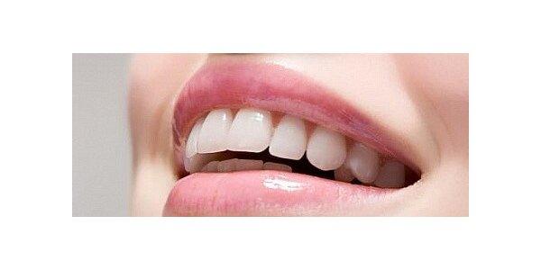 Dentální hygiena - profesionální péče o Vaše ústa (60 minut)
