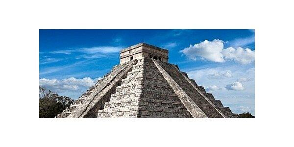 Úžasné Mexiko – cesta za poznáním historie i relaxace v Rajských zahradách