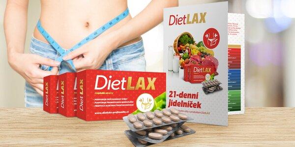 DietLAX pro podporu zdravého trávení a diety