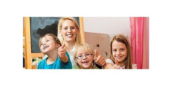 Hraní pro nejmenší - deset vstupů do dětské herny
