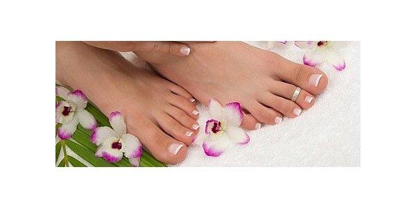 Wellness balíček pro vaše nohy