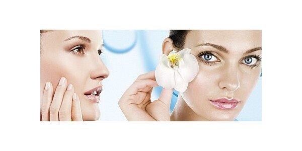 Klasické kosmetické ošetření pro ženy i muže a dárek zdarma