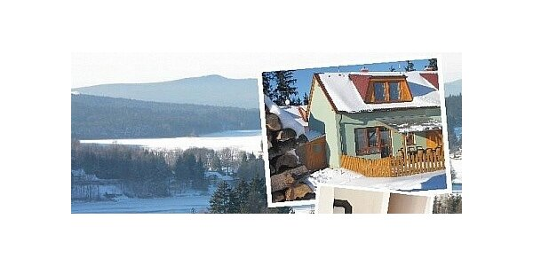 3denní pobyt na Šumavě – aktivní odpočinek a relax v jižních Čechách