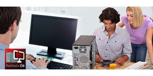 Vyčištění a nová instalace PC nebo notebooku