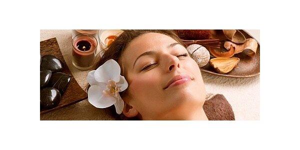 Indická masáž hlavy v délce 40 minut