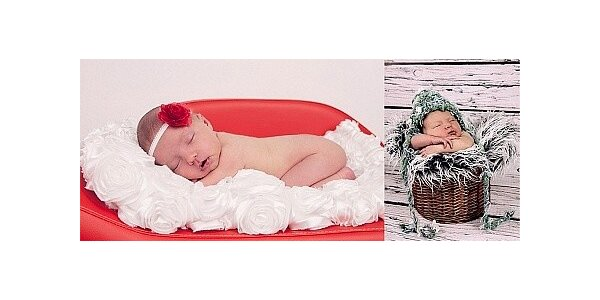 Newborn fotografování - krásná památka na první dny života Vašeho miminka