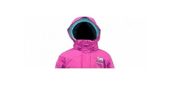 Dětská zimní bunda s vodním sloupcem 2000 mm