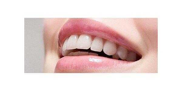 Dentální hygiena – profesionální péče o Vaše ústa (1 hodina)