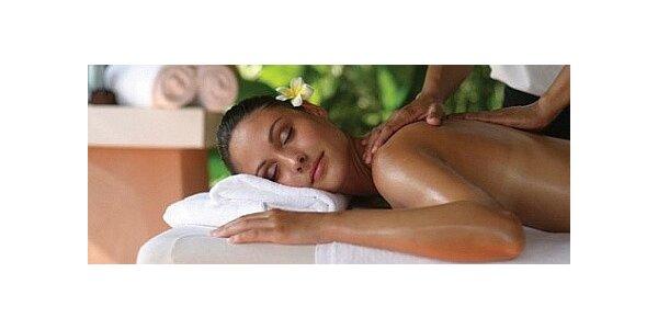 ABS masáž pro uvolnění zablokovaných částí těla