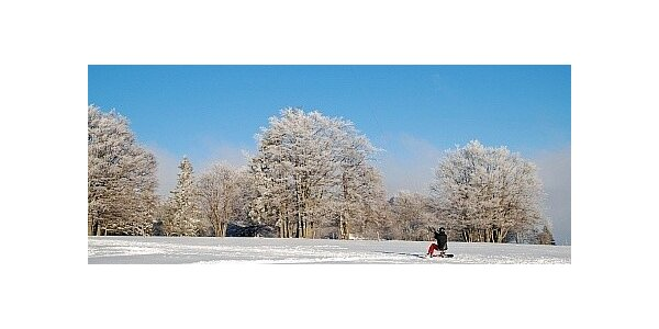 Kurz snowkitingu (landkitingu) pro každého