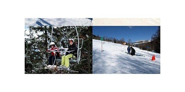 1 hodina privátní výuky lyžování nebo SNB pro malé i dospělé ve Špindlu