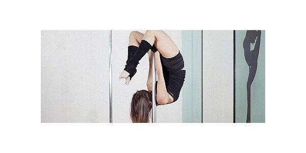 90minutový individuální kurz tance – Pole dance, Soul dance či Sexy dance