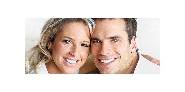 Kvalitní dentální hygiena v délce 60 minut