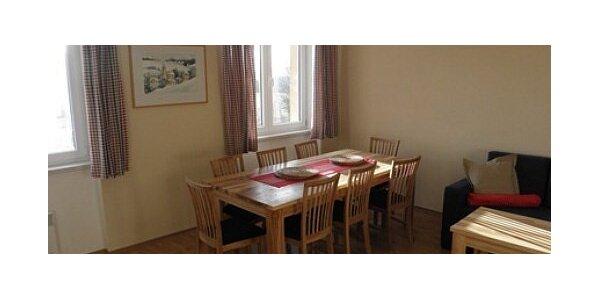 Víkendový pobyt pro 4 osoby v krásném krušnohorském městečku Abertamy