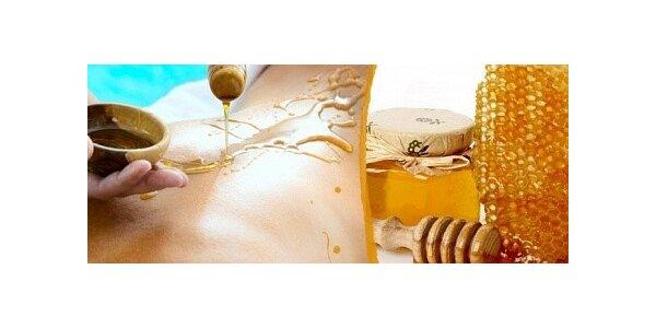 Dopřejte si jarní sladkou medovou detoxikační masáž z pravého medu od včel
