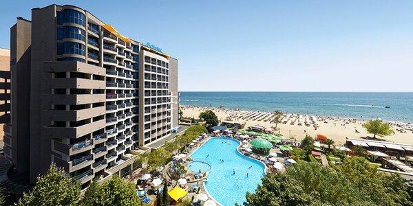 Sluneční pobřeží na 8 dní: all inclusive i bazén