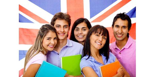 Skupinové konverzační hodiny v anglickém jazyce