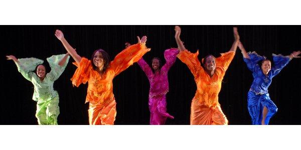 Africký Tanec - 2 lekce