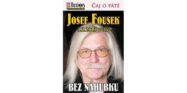 Josef Fousek - Bez náhubku
