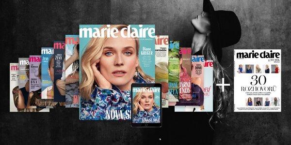 Roční předplatné časopisu Marie Claire + speciál