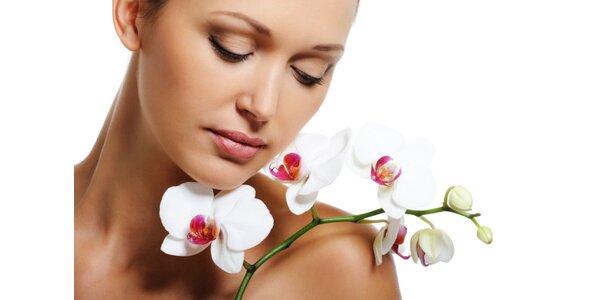 Luxusní kosmetické ošetření