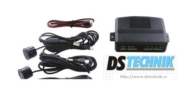 Parkovací asistent BS 2618 s LCD displejem