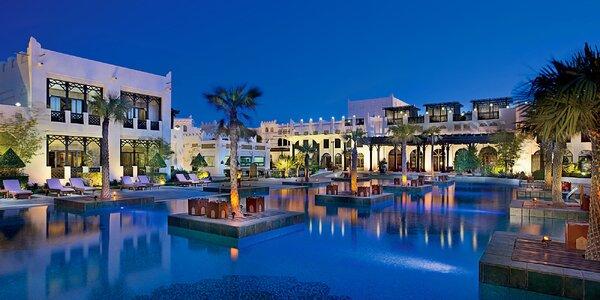 5* Sharq Village & Spa s plnou penzí