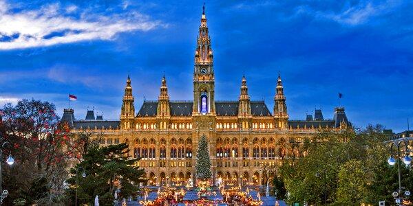 Adventní výlet do Vídně: 12 odjezdových míst