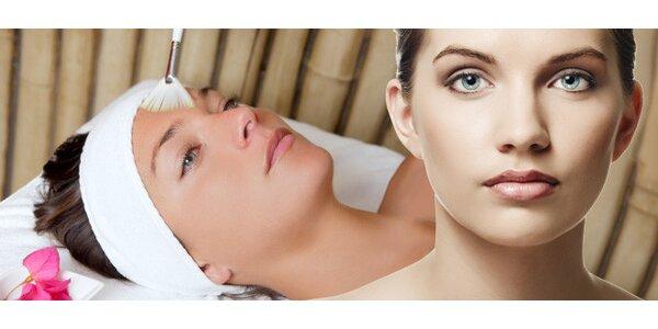 Ajurvédská terapie pro pleť a 30minutová masáž zad