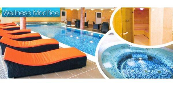 Odpočinek v luxusní vířivce, sauně i bazénu
