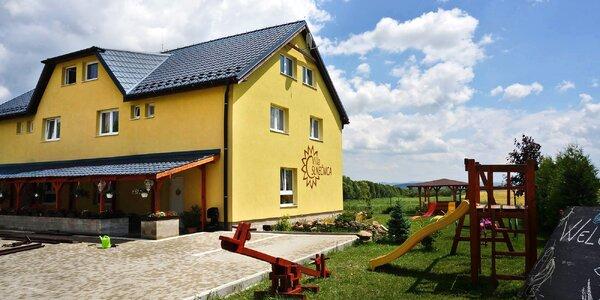 Rodinný pobyt ve Vysokých Tatrách: výlety i zábava