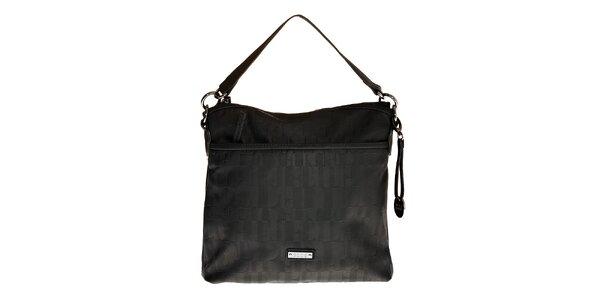 Dámská malá černá kabelka Elle