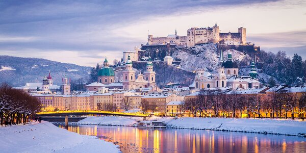 1denní zájezd autobusem do adventního Salzburgu