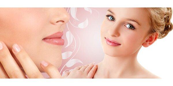 90 minut luxusního kosmetického ošetření