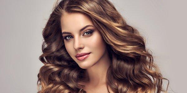 Kadeřnická péče se střihem pro vlasy krátké i dlouhé