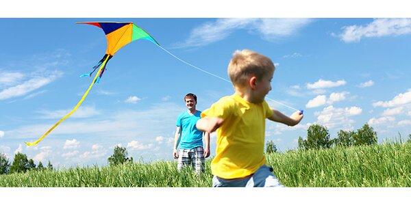 Sportovní létající draci pro děti i dospělé