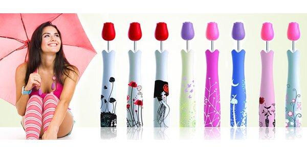 Boží designový deštník Roses
