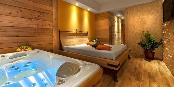 Luxusní pobyt ve wellness resortu u Pardubic
