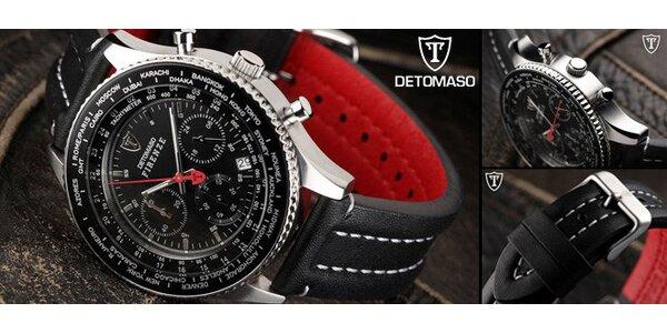 Značkové hodinky Detomaso Firenze včetně doručení ad4fd4d333