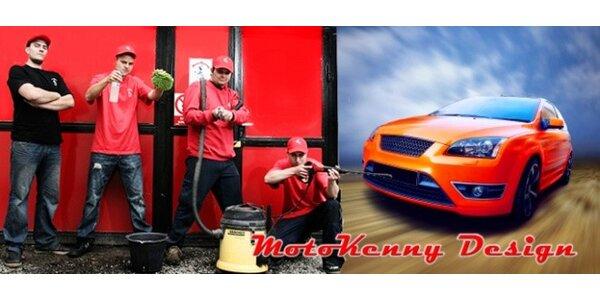 Dokonalé odsolení vašeho vozu v MotoKenny Design