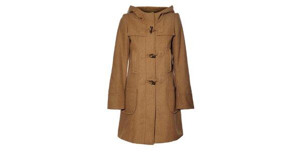 Dámský velbloudí kabát Miss Sixty