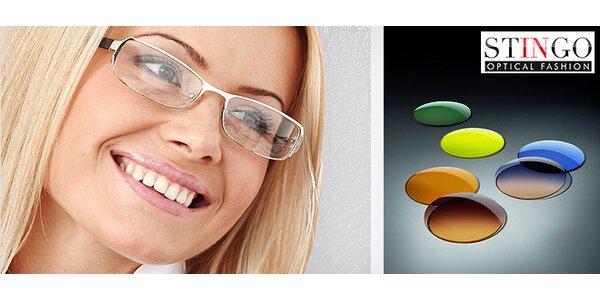 Inteligentní samozabarvovací brýlové čočky Extra Drive