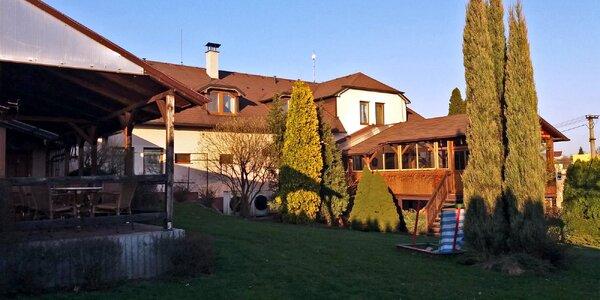 Za výlety i odpočinkem: pobyt pro 2 nedaleko Ostravy