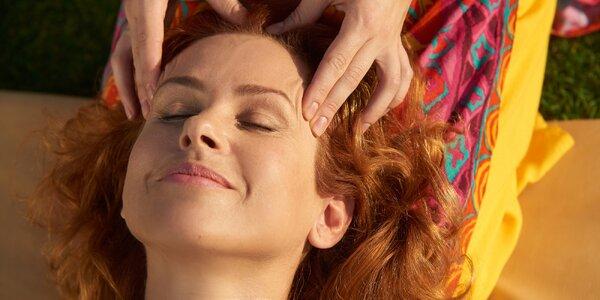 Online kurz tlakové masáže proti bolesti hlavy