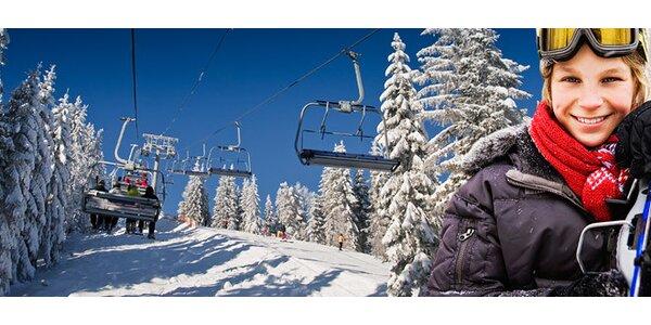 Celodenní skipas do ski areálu Tanvaldský Špičák
