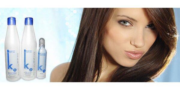 Unikátní keratinový lifting pro vaše vlasy